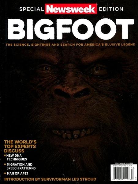 Newsweek Presents/ BIGFOOT 11-12月號/2015