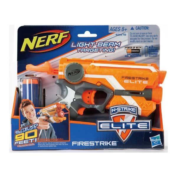 NERF 樂活射擊對戰 Elite 夜襲者紅外線衝鋒槍 TOYeGO 玩具e哥