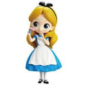 迪士尼Q POSKET愛麗絲 思考時間(A一般色)