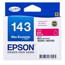 T143350 EPSON 原廠 (No.143) 高印量XL紅色墨水匣 適用 ME960FWD/ME900WD/ME940FW/ME82WD/WF-7011/7511/7521/WF-3521