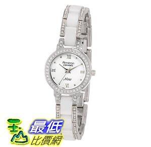 [103美國直購] Armitron NOW Women s 753919WTSV Swarovski Crystal Accented Silver女士手錶 $1913