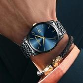超薄男士手錶防水石英時尚潮全自動機械錶男錶瑞士2019新款WY