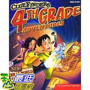 [美國直購 ShopUSA] ClueFinders 4th Grade Adventures: Puzzle of the Pyramid  $681