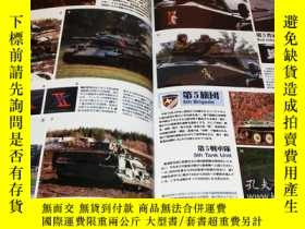 二手書博民逛書店Panzer罕見division of Japan Ground Self-Defense Force[312]-