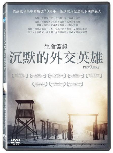 生命簽證 沉默的外交英雄 DVD(購潮8)