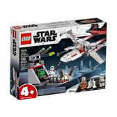 75235【LEGO 樂高積木】星際大戰Star Wars系列-X-Wing Starfighter Trench Run(132pcs)
