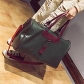 8折免運 旅行包女手提輕便簡約牛津布大容量行李袋正韓短途小旅遊男健身包