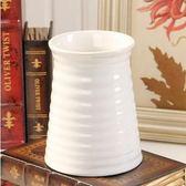 歐式現代簡約時尚前衛家居白色陶瓷花瓶Eb14489『M&G大尺碼』