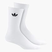 adidas ORIGINALS 愛迪達 三葉草 長襪 襪子 DV1729 黑 DV1728 白 女款