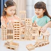 積木 拼裝益智兒童玩具男孩女孩3-6歲以上開發智力生日禮物【快速出貨】