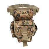 雙十一狂歡購 多功能腰包/腿包/挎包/竿包/戶外釣魚包