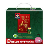 《贈Hello Kitty行李袋》桂格養氣人蔘66瓶旅行袋禮盒 【康是美】