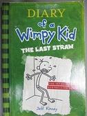 【書寶二手書T9/原文小說_GGN】Diary of a Wimpy Kid. The Last Straw_Jeff Kinney
