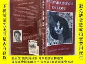 二手書博民逛書店THE罕見PARADOXES OF LOVE愛的悖論Y24579