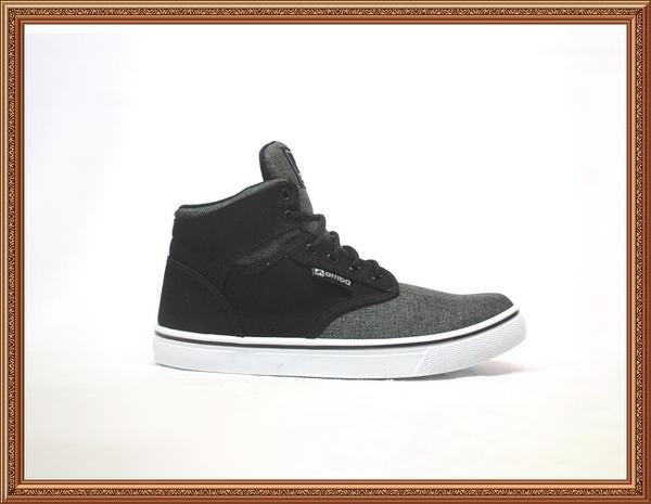 ★FA-524❤ 愛麗絲的最愛☆❤☆型男必備~街頭新款個性百搭台灣製中統男帆布鞋