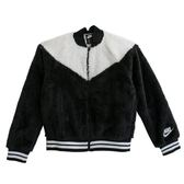 NIKE AS W NSW JKT BOMBER WOLF -女款運動外套- NO.939389010