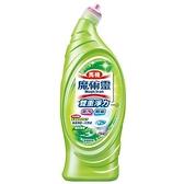 魔術靈雙重淨力馬桶清潔劑-森林650ml【愛買】