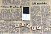 mp3播放器學生英語 有屏mp4外放mp3插卡聽力mp4隨身聽歌詞 電子書 魔法鞋櫃