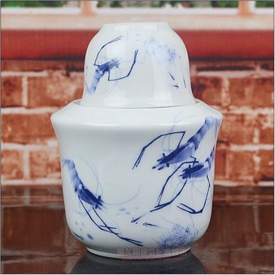 景德鎮陶瓷器暖酒燙酒壺