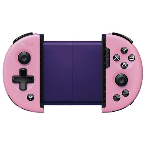 飛智 Flydigi Wee 2T 六軸感應器 拉伸手柄 玫瑰紫