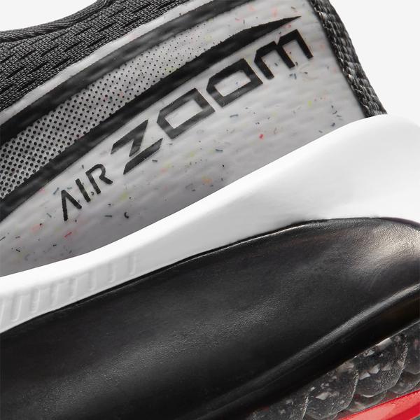 Nike Air Zoom Arcadia SE GS 女鞋 大童 慢跑 氣墊 緩震 透氣 黑【運動世界】CZ6399-005