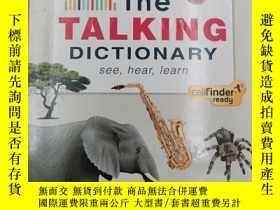 二手書博民逛書店the罕見talking dictionary see hear