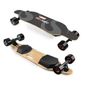 電動滑板車 enskate新款電動無線遙控雙驅滑板車小型智慧代步上班超長續航 WJ【米家科技】