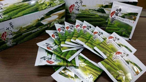 ❤支持台灣小農❤冷泡茶熱泡茶1包3克X30包❤茶農/阿里山高山烏龍茶/綠茶/半發酵烏龍茶/鼎茗茶葉
