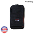 Workbag 日本多功能收納袋JD-236 / 城市綠洲 (收納包、雜物包、腰包、手機包)