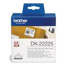 Brother DK-22225 白底黑字 原廠連續標籤帶 適用QL-500/QL-550/570/580N/650TD/700/1050/1060N