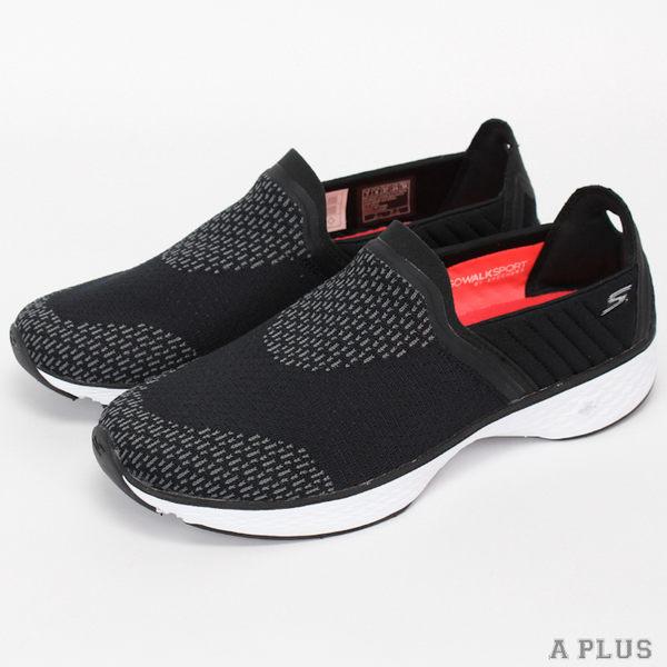 SKECHERS 女 GO Walk Sport 走路(健走)鞋- 14140BKW