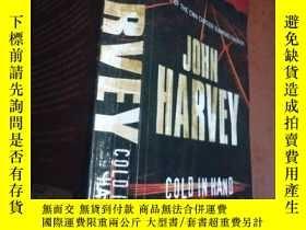 二手書博民逛書店Cold罕見in HandY6699 John Harvey a