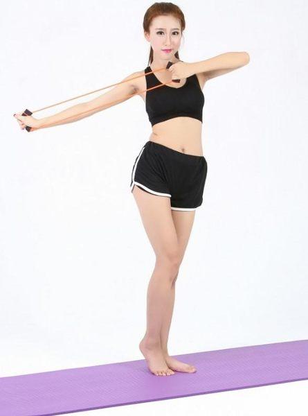 O型拉力器 O字拉力器 拉力器 瑜伽訓練器 健身器材 廠家直銷