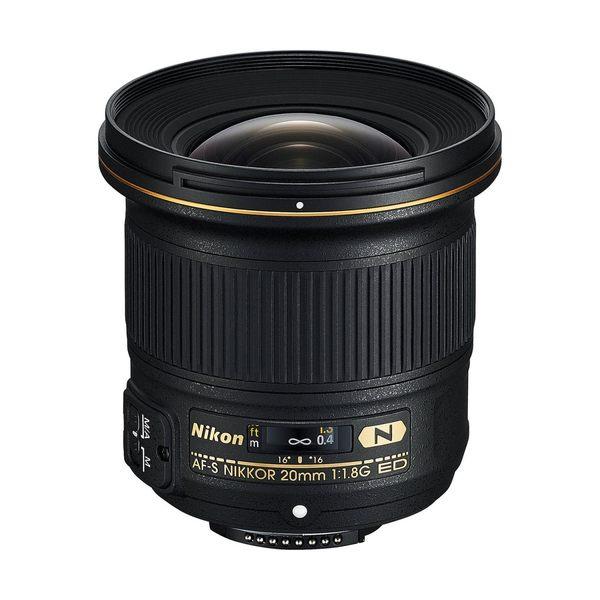 Nikon AF-S 20mm F1.8G ED 大光圈廣角鏡《平行輸入》
