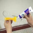 【NF451】牆壁專用修復膏 牆面修補膏白色內牆膩子膏防水水防黴牆體釘眼裂縫修復補牆膏