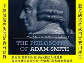 二手書博民逛書店The罕見Philosophy Of Adam SmithY380406 Brown, Vivienne; B