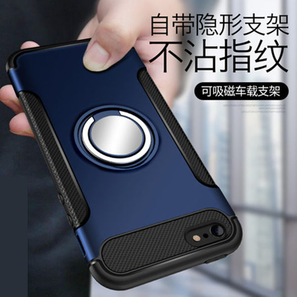 【SZ62】 iphone x 手機殼 鎧甲車載指環支架 iphone 7 8 i6手機殼 i6 plus iphone 6s plus 手機殼