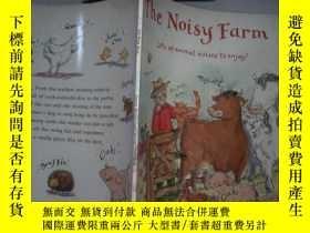 二手書博民逛書店The罕見Noisy FarmY206421