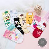 正韓直送【K0332】韓國襪子 大臉三麗鷗家族卡通人物短襪 韓妞必備短襪 阿華有事嗎
