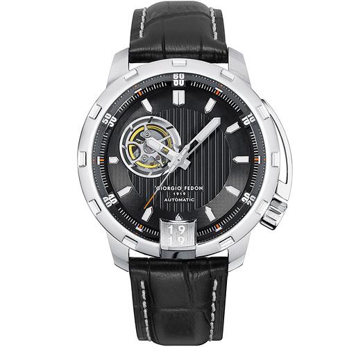 GIORGIO FEDON 1919 Timeless I  經典機械腕錶 GFAQ022