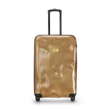 Crash Baggage Large Trolley with 4 Wheels, Bright 金屬亮彩系列 衝擊 行李箱 大尺寸 29 吋