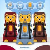 內飾汽車用品車飾便攜簡易安全座椅車載兒童安全帶套固定器0-6歲