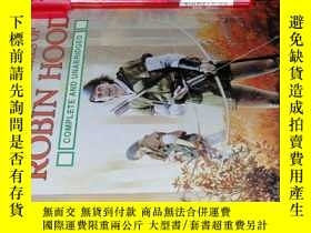 二手書博民逛書店The罕見Adventures of Robin Hood (c