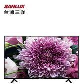 【SANLUX 台灣三洋】50吋 4K液晶顯示器《SMT-50TU1》智能聆聽模式(不含視訊盒)