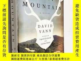 二手書博民逛書店Goat罕見Mountain:A Novel 英文精裝小說Y34