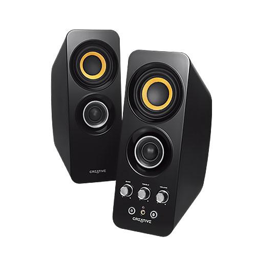 Creative 創巨 創新未來 T30 WIRELESS 藍牙 NFC 二件式 音響 喇叭