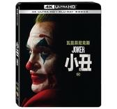 【停看聽音響唱片】【BD】小丑 雙碟限定版『4K』