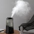 220v 加濕器家用靜音大容量臥室噴霧小型上加水桌面室內辦公室空氣香薰 時尚潮流