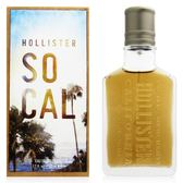 HOLLISTER SOCAL南加風情男性古龍水50ml 【QEM-girl】