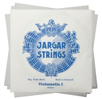 【非凡樂器】JARGAR 丹麥製大提琴弦 4/4全尺寸